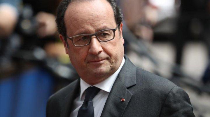 Francois Hollande cere suspendarea Turciei din NATO. Care este motivul