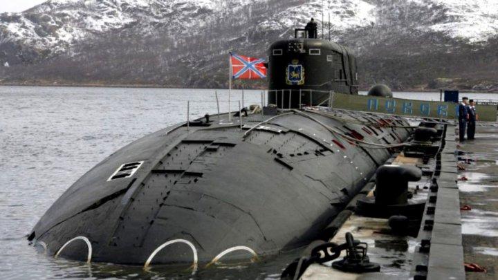 Rusia a lansat în Atlanticul de Nord cea mai mare desfăşurare de submarine de la sfârşitul Războiului Rece