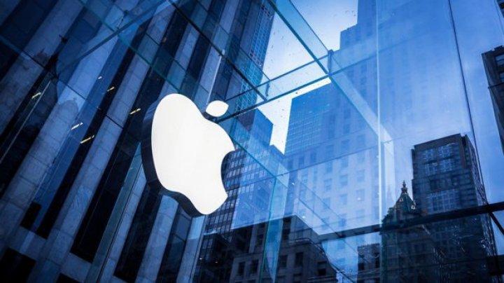 Apple a raportat venituri trimestriale record graţie creşterii vânzărilor de telefoane iPhone