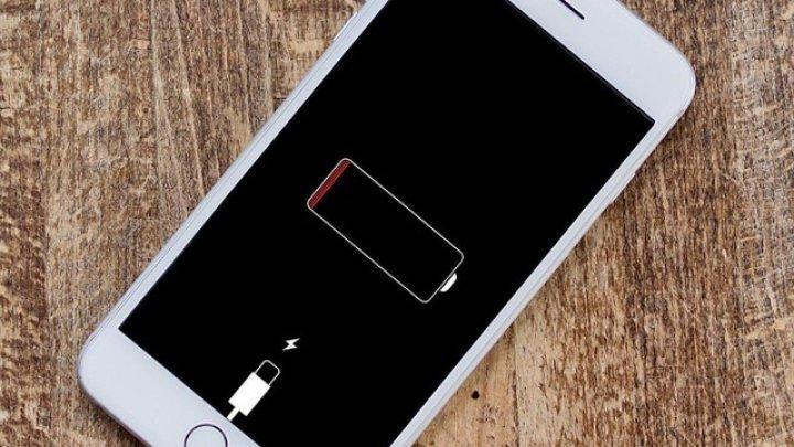 O femeie a fost AMENDATĂ pentru că a rămas fără baterie la telefon