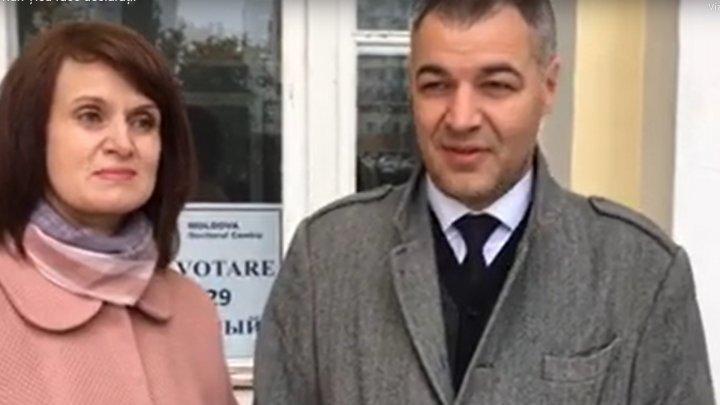 Octavian Țîcu a votat pentru un oraș curat și european