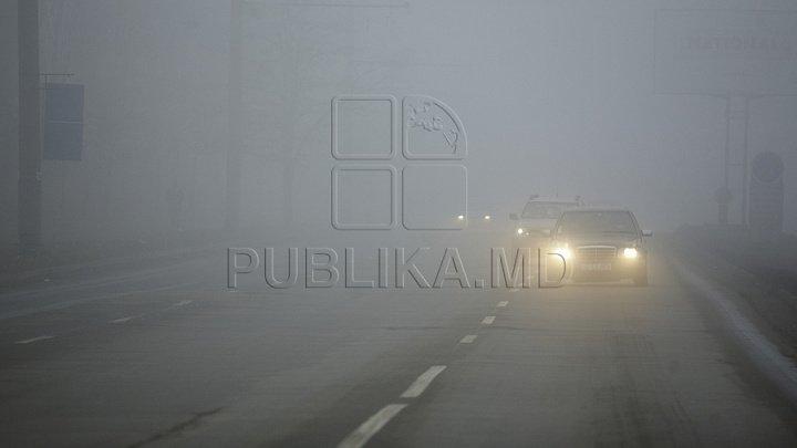 METEO 16 octombrie 2019: Se va menține ceața densă în toată țara