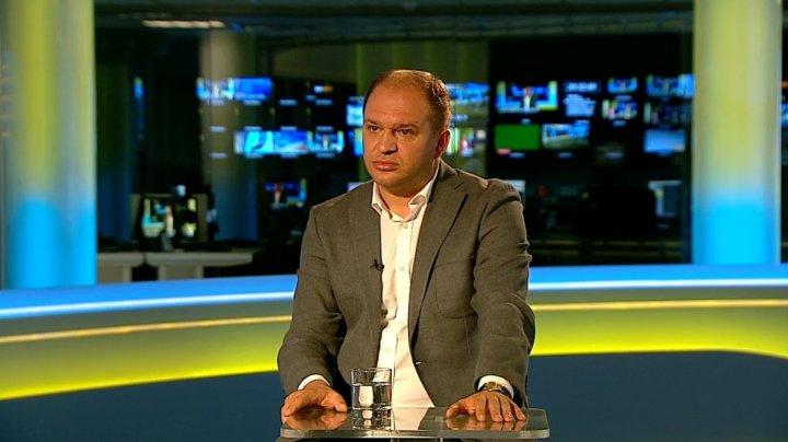 Socialiștii vor să preia conducerea unui minister. Ion Ceban a făcut mai multe dezvăluiri la Publika TV