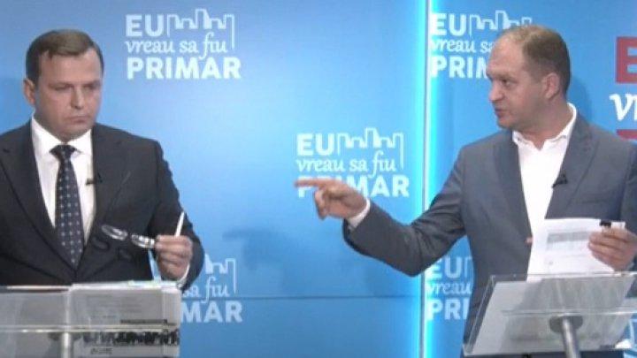 Ion Ceban: Procurorul Robu a fost propus de Andrei Năstase, pentru că e finul cumătrei sale