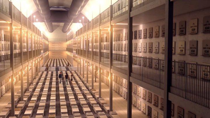 """""""Cimitirul viitorului"""", construit într-unul din cele mai vechi orașe ale lumii. Va fi dotat cu lifturi"""