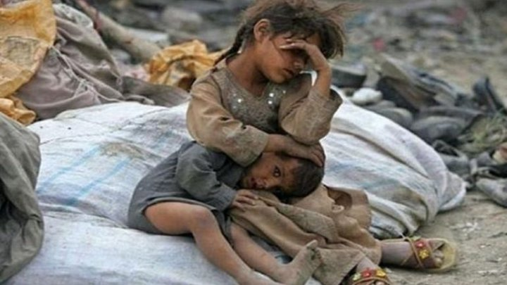 Raport devastator: Copiii sirieni visează să moară, să ajungă în rai şi să nu mai sufere