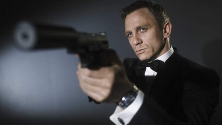 Daniel Craig, cel mai longeviv James Bond