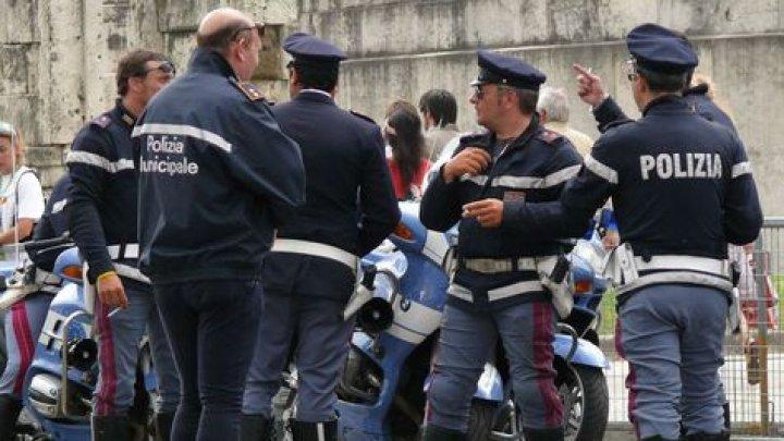 Italia: Poliţia a descoperit 2,5 kilograme de explozibil într-o ascunzătoare a mafiei calabreze
