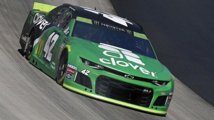 Kyle Larson, câştigătorul cursei NASCAR de la Dover