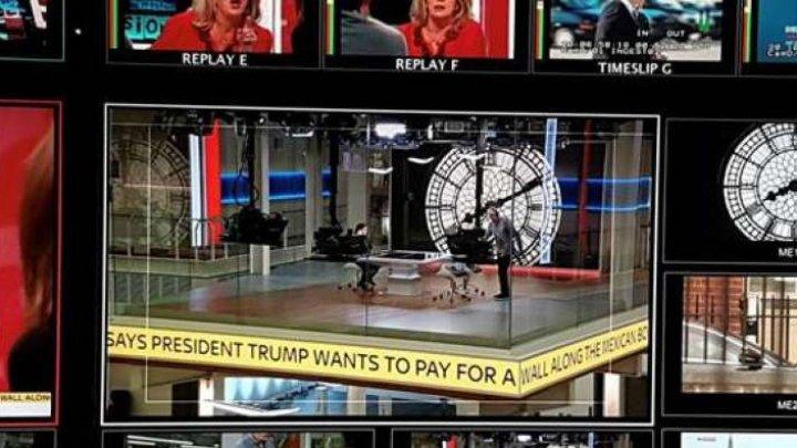 Un post de televiziune britanic lansează un canal de ştiri fără Brexit