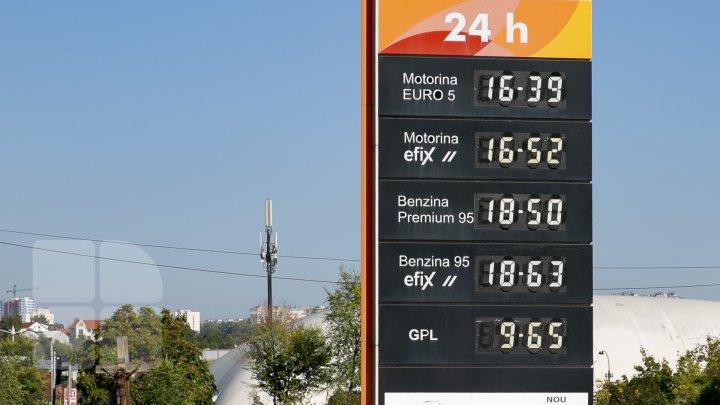 Benzina şi motorina s-au ieftinit. Ce prețuri au afișat stațiile PECO (FOTOREPORT)