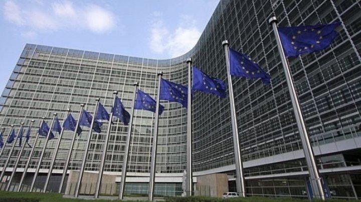 Un bărbat a încercat să-şi dea foc în faţa sediului Comisiei Europene la Bruxelles