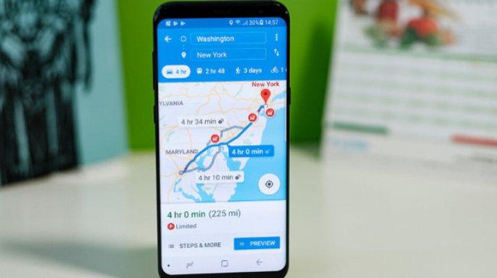 Google Maps, actualizat cu noi opţiuni pentru raportarea incidentelor în trafic