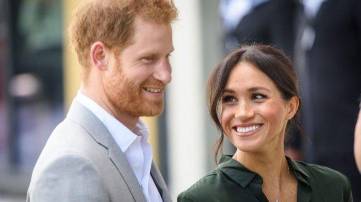 Prinţul Harry şi Meghan Markle s-ar putea muta în Africa