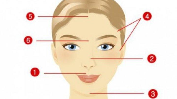 Ce boli ai, în funcție de locul unde îți apar fire de păr pe față