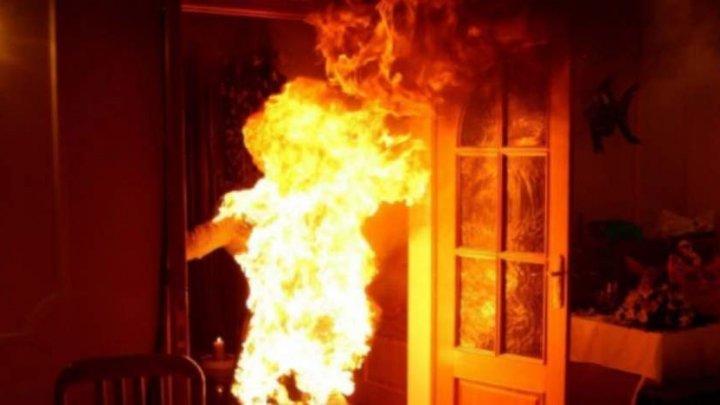 Caz şocant la Criuleni. Un tânăr a stropit cu benzină o minoră și a vrut să-i dea foc