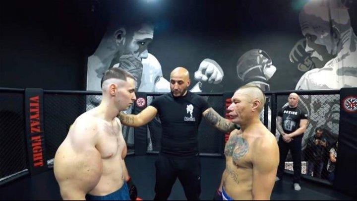 Rusul care şi-a injectat braţele, învins la MMA în doar 3 minute