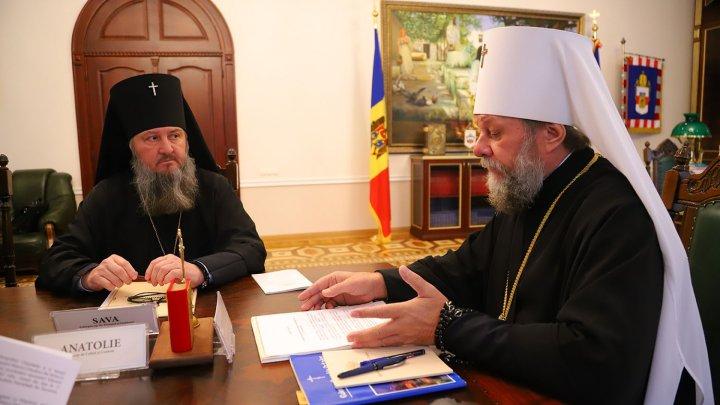 O mănăstire de maici va fi reorganizată într-o mănăstire de călugări
