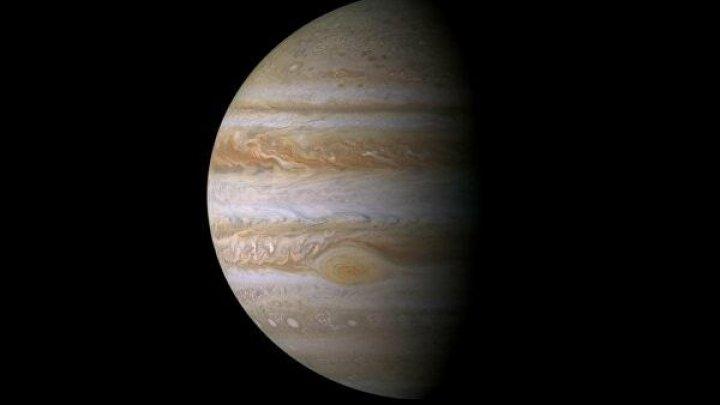 Jupiter, văzută de aproape. NASA a publicat o fotografie spectaculoasă cu cea mai mare planetă din sistemul solar (FOTO)