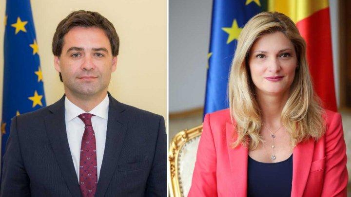 Ministrul Afacerilor Externe al României, Ramona Mănescu, va efectua o vizită la Chişinău