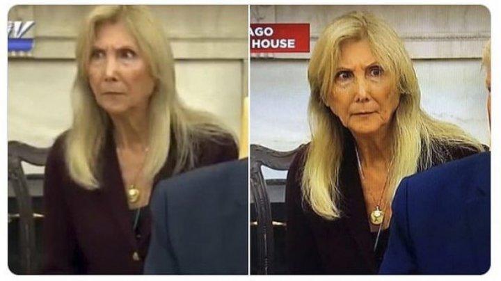 Traducătoarea italiană bulversată de declarațiile incredibile ale lui Donald Trump la Casa Albă (VIDEO)