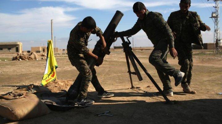 Forțele armate ale Turciei vor trece în curând granița în Siria