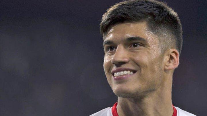 Argentinianul Joaquin Correa şi-a prelungit contractul cu Lazio până în 2024