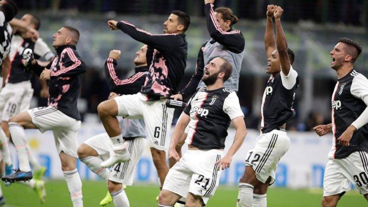 Juventus a obținut o victorie chinuită în derby-ul cu FC Torino