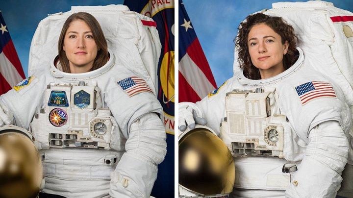 Premieră! Prima ieșire exclusiv feminină în spațiu, anunțată de NASA