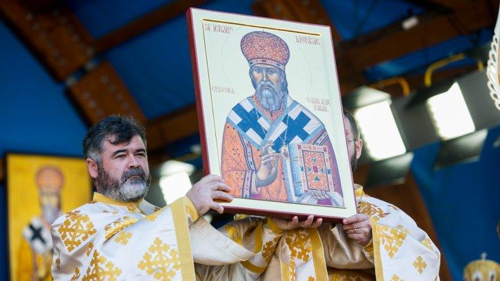 Canonizarea Episcopului Dionisie Erhan a fost proclamată la București de Sfântul Dimitrie cel Nou