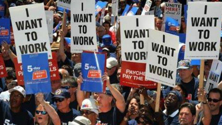 SUA: Rata şomajului a atins cel mai scăzut nivel din ultimii 50 de ani
