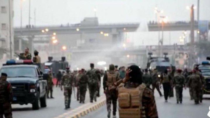 Irak: Peste 100 de morți și mii de răniți în protestele antiguvernamentale