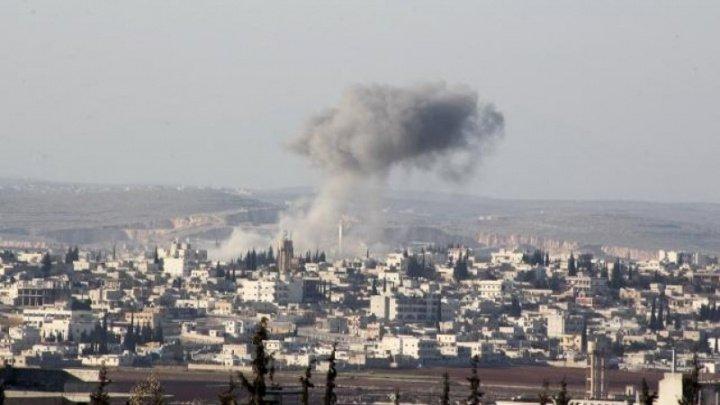 Siria: Primele lupte în nord între forţele regimului şi Turcia