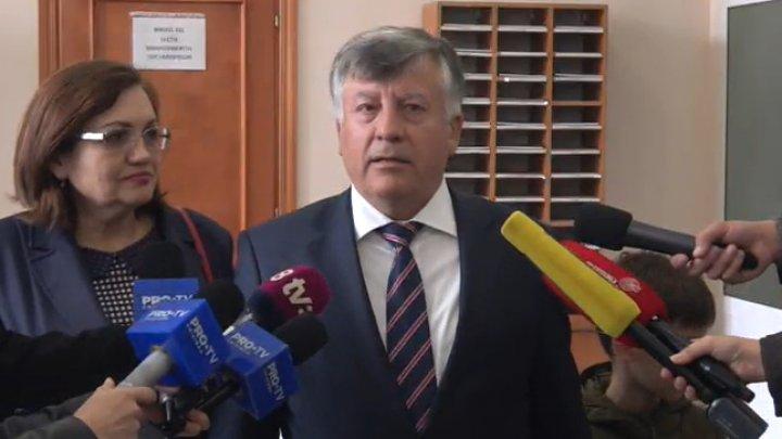 Ivan Diacov a votat pentru un oraș fără corupție