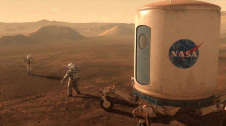 NASA susţine că în următorii ani va descoperi viaţă pe Marte