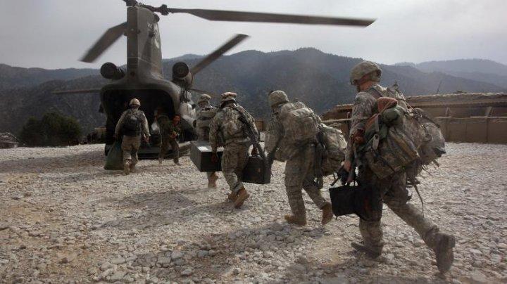 Moscova îi cere Washingtonului ca toţi militarii americani să părăsească Siria