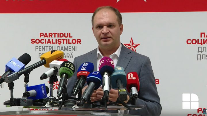 Ion Ceban vine cu o propunere pentru Blocul ACUM: Hai să împărțim funcțiile (VIDEO)