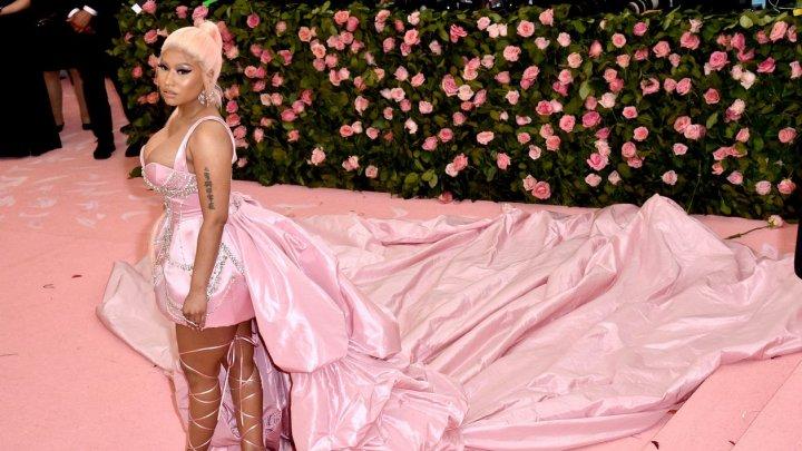 Nicki Minaj s-a căsătorit în secret. Aceştia sunt împreună de mai puțin de un an