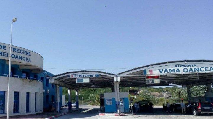Un moldovean urmărit internațional, reținut în Punctul de Trecere a Frontierei Oancea. Ce infracţiuni a comis