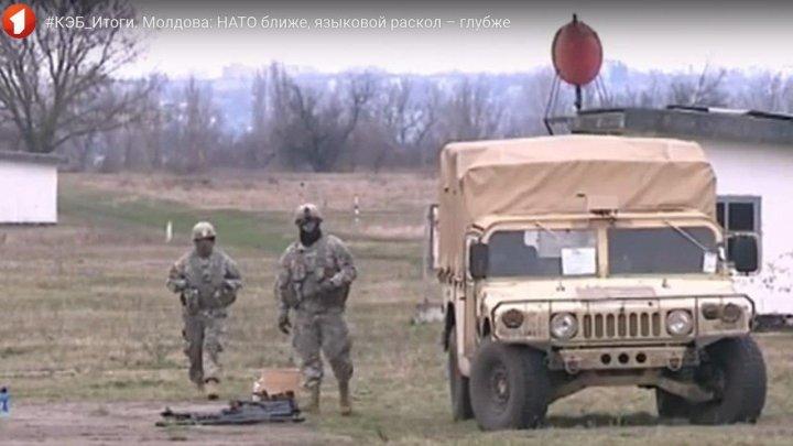 Presa de la Tiraspol: Moldova și NATO simulează lupte împotriva Rusiei