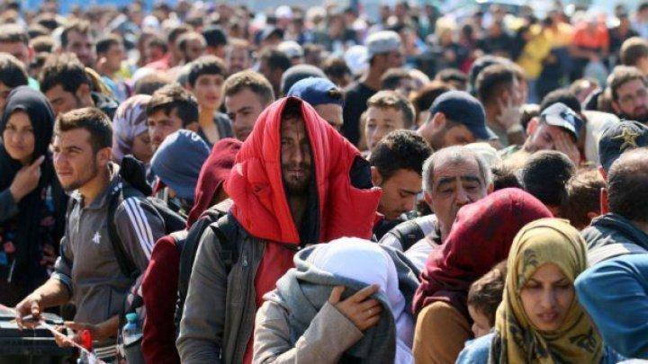 ONU: Numărul global de refugiaţi şi persoane strămutate a depăşit 80 de milioane la mijlocul acestui an