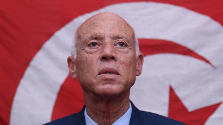Noul preşedinte al Tunisiei, Kais Saied, a depus jurământul