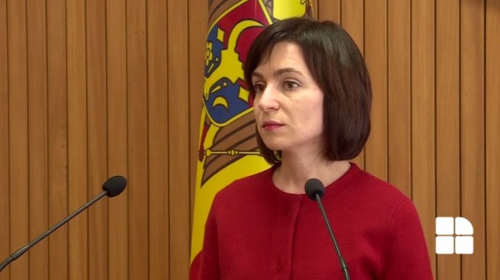 Maia Sandu: Justiția lui Dodon l-a eliberat pe Filat din închisoare. Guvernul pe care l-am condus nu are nimic în comun cu această decizie