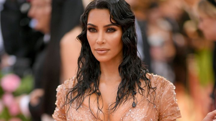 Unde și-a botezat copiii vedeta americană de reality show Kim Kardashian