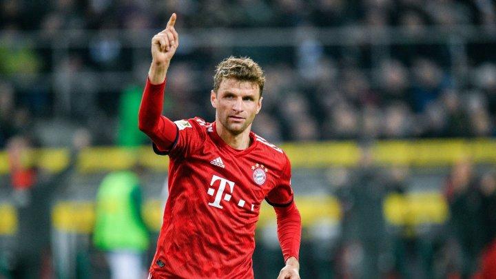 Internaţionalul german Thomas Muller vrea să plece de la Bayern Munchen