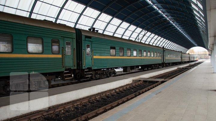 Descoperirea făcută de vameşi în trenul de pe ruta Cernăuți-Larga (FOTO)