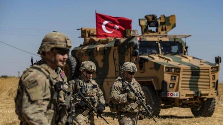Turcia a anunţat moartea a cel puţin 100 de curzi în cea de a doua zi a operaţiunilor din nord-estul Siriei