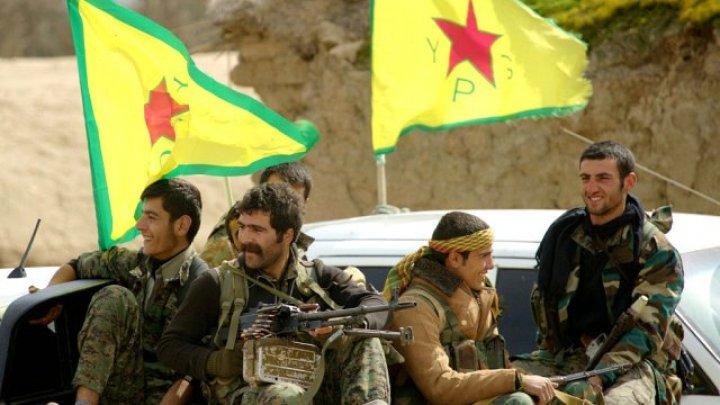 Autorităţile kurde din Siria au anunţat mobilizare generală timp de trei zile pentru a face faţă ameninţării Turciei cu o ofensivă