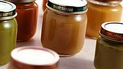 ATENŢIE PĂRINŢI! Mâncare pentru bebeluși cu mercur şi arsenic, retras de urgenţă din comerţ