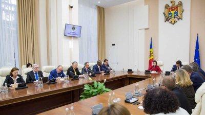 Maia Sandu către ambasadorii acreditați la Chișinău: Orice s-ar întâmpla în Republica Moldova, vă rog să susțineți reforma justiției